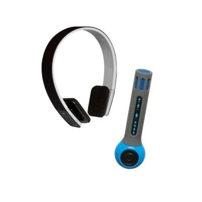 MP4-Ακουστικά-Μικρόφωνα