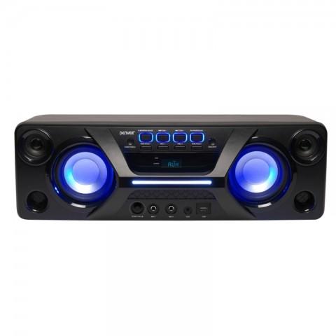 Φορητό ηχοσύστημα με Bluetooth BTB-410