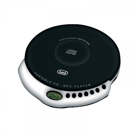 Φορητό CD/MP3 player​ CMP-498/BK