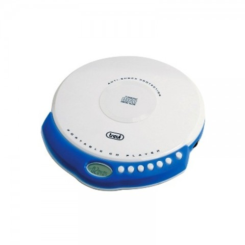 Φορητό CD/MP3 player​ CMP-498/WH