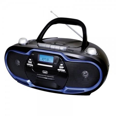 Φορητό ΡάδιοCD CMP-574 BL