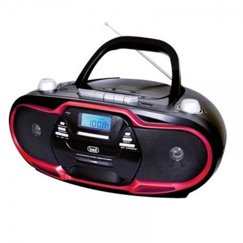 Φορητό ΡάδιοCD CMP-574 RED