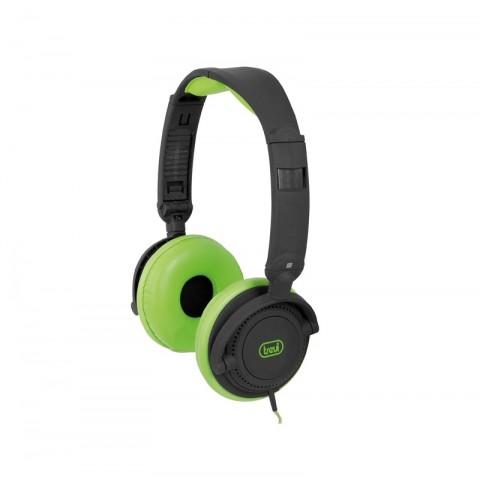 Στερεοφωνικά ακουστικά HiFi DJ-605 GR