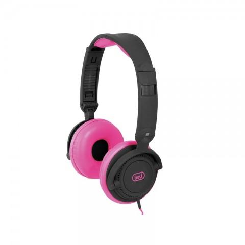 Στερεοφωνικά ακουστικά HiFi DJ-605 PK