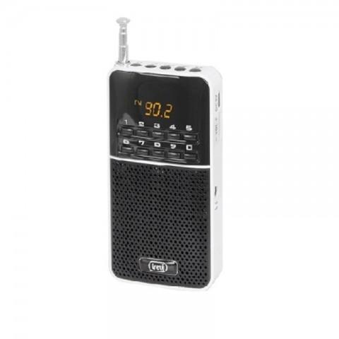 Ψηφιακό Φορητό ραδιόφωνο AM/FM DR-730M/WH
