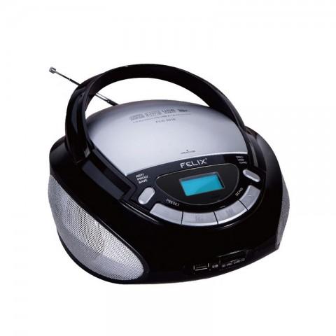 Φορητό Ράδιο-CD/ MP3 Player FCD-3916