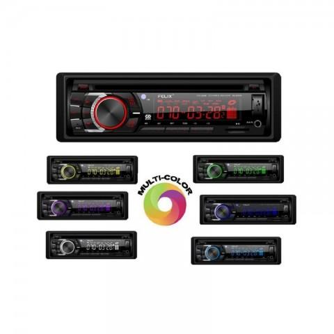 Ράδιο-CD/ MP3 Player αυτοκινήτου FX-368