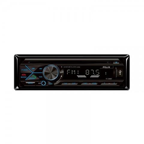 Ράδιο-CD/ MP3 Player αυτοκινήτου FX-385BT