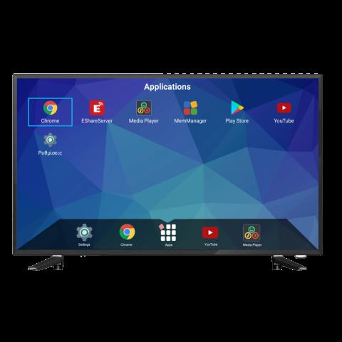 Τηλεόραση SMART LED 32'' HD FXV-3222 SMART