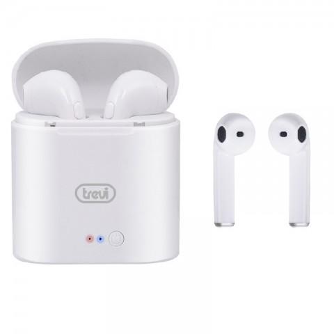 Mini Ασύρματα ακουστικά Bluetooth HMP-1220 AIR/WH