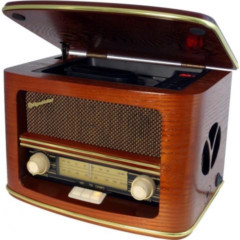 Vintage CD/ MP3 Player ΗRA-1500MP