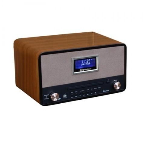 Vintage CD/ MP3 Player HRA-1786D+BT