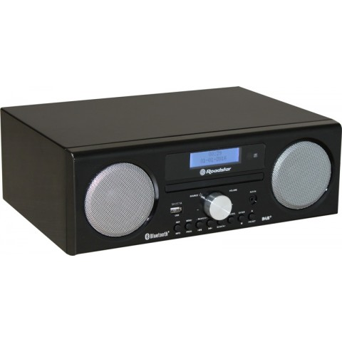 HiFi CD/ MP3/ USB player and charger HRA-9D+BT bk