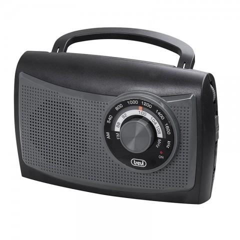 Φορητό Ραδιόφωνο AM/FM RA-761BK