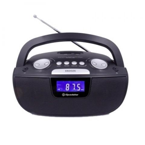 Φορητό MP3 Player  RU-275/BK