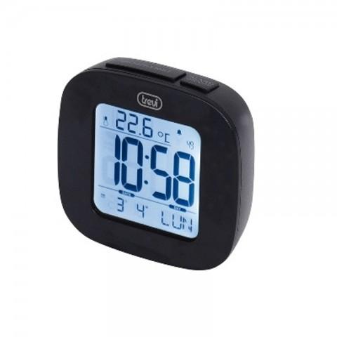Ρολόι Ξυπνητήρι SLD-3860/BK