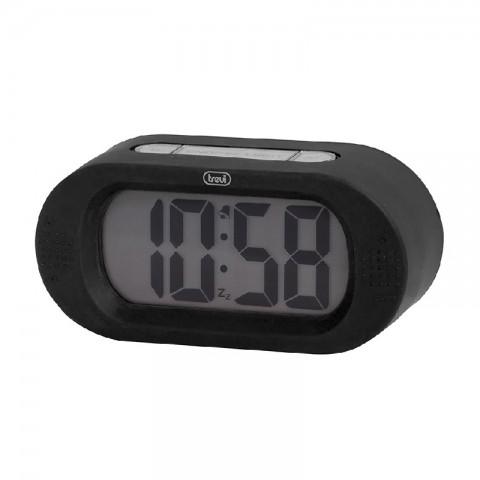 Ρολόι Ξυπνητήρι SLD-3870/BK