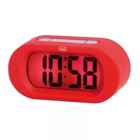 Ρολόι Ξυπνητήρι SLD-3870/RD