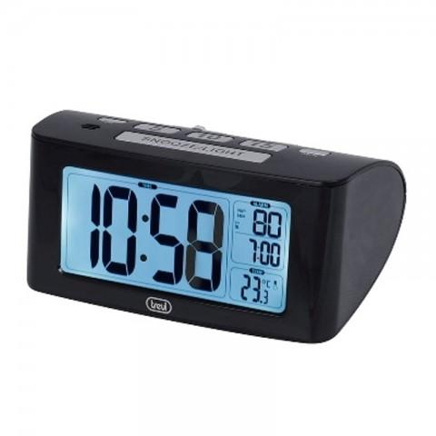 Ρολόι-Ξυπνητήρι με ένδειξη καιρού SLD-3880