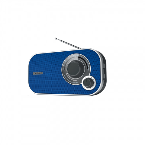 Φορητό Ραδιόφωνο AM/FM TR-54 BLUE