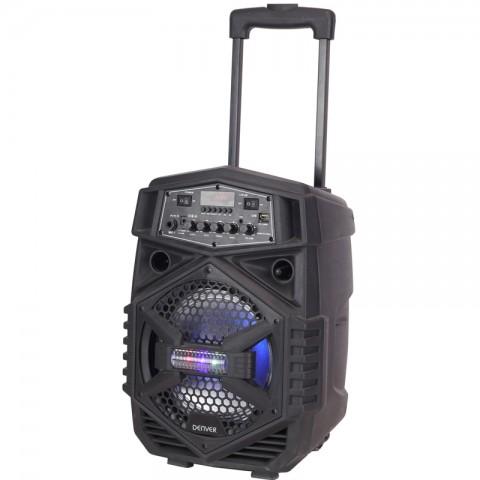 """Φορητό ηχοσύστημα Trolley speaker 8"""" TSP-110 BT"""