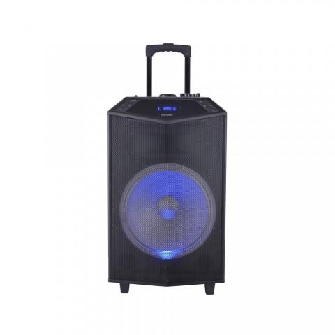 Φορητό ηχοσύστημα Trolley Speaker 15'' TSP-504