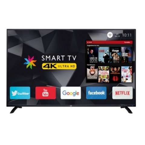 Τηλεόραση SMART LED 50'' 4K UHD-5002