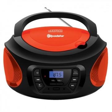Φορητό Ράδιο-CD/MP3/USB player CDR-365U/RD