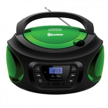 Φορητό Ράδιο-CD/MP3/USB player CDR-365U/GR