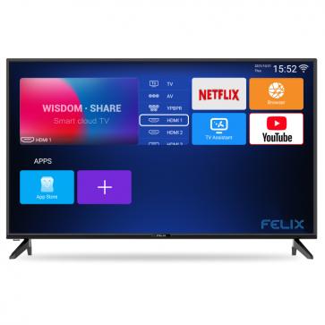 """Τηλεόραση LED 42"""" FHD SMART FXV-4221 FELIX"""