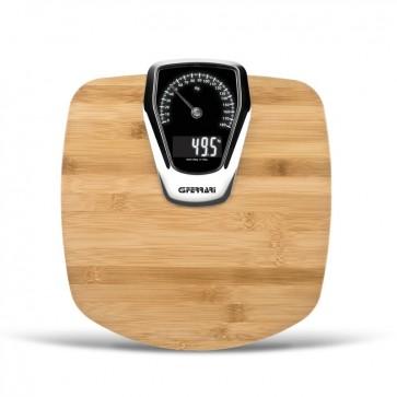 Ψηφιακή & Αναλογική ζυγαριά μπάνιου Bamboo G30047