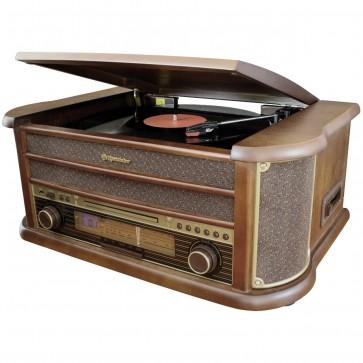 Vintage ξύλινο HiFi HIF-1993BT
