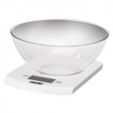 Ψηφιακή ζυγαριά κουζίνας με αποσπώμενο μπολ MS-3163