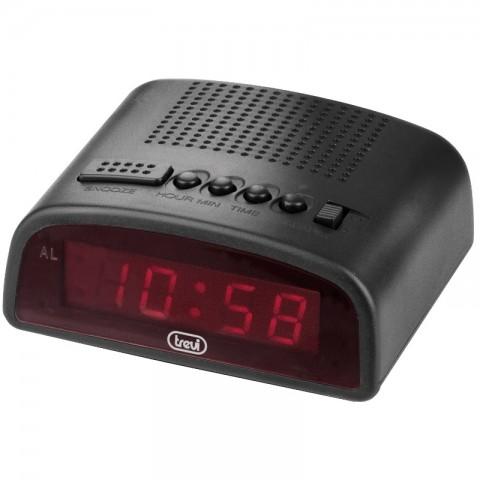 Ψηφιακό Ρολόι-Ξυπνητήρι EC-875 BK