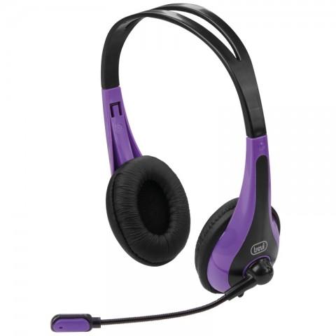 Στερεοφωνικά ακουστικά GAMING SK-644 VI
