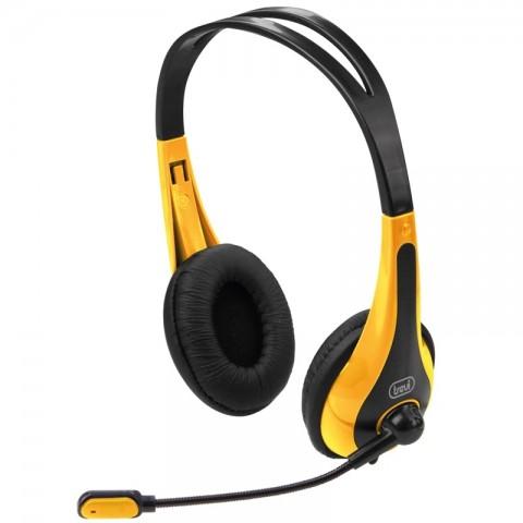 Στερεοφωνικά ακουστικά GAMING SK-644 YE