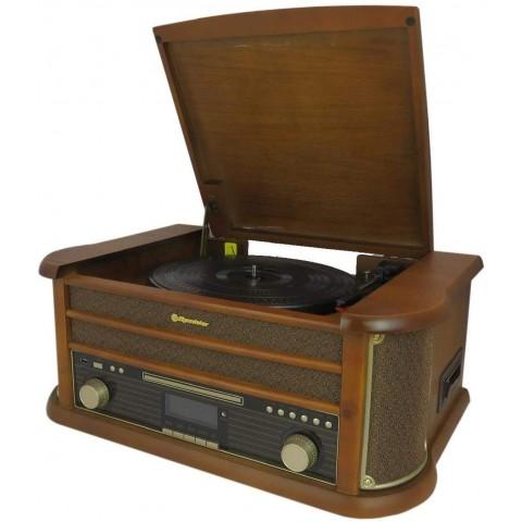 Vintage ξύλινο HiFi με DAB/DAB+ HIF-1993D+BT