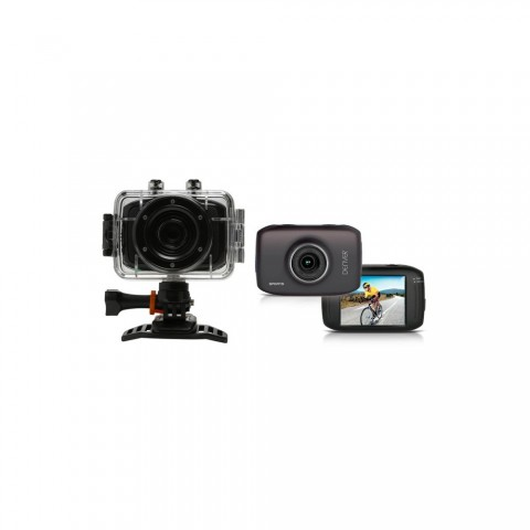 Mini HD Action Camera με οθόνη 2''  ACT-1302T