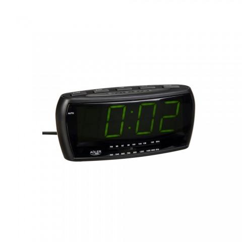 Ράδιο-Ρολόι FM/AM AD-1121