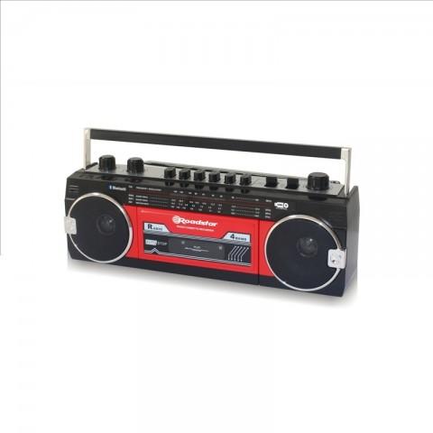 Ηχοσύστημα Stereo 80's RCR-3025EBT RD