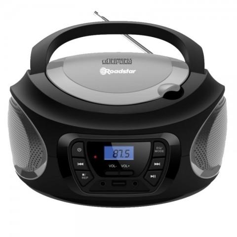 Φορητό Ράδιο-CD/MP3/USB player CDR-365U/SL