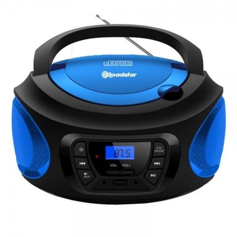 Φορητό Ράδιο-CD/MP3/USB player CDR-365U/BL