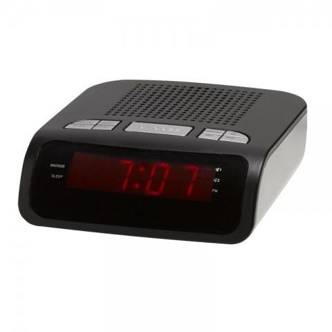 Ράδιο-Ρολόι FM Ρεύματος CR-419MK2