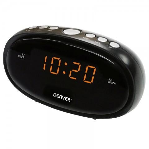 Ρολόι- Ξυπνητήρι Ρεύματος EC-420NR