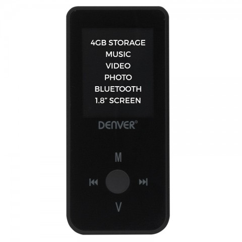 MP4 Player με Bluetooth MPG-4084 BK