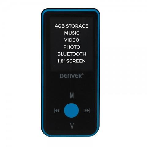 MP4 Player με Bluetooth MPG-4084 BL
