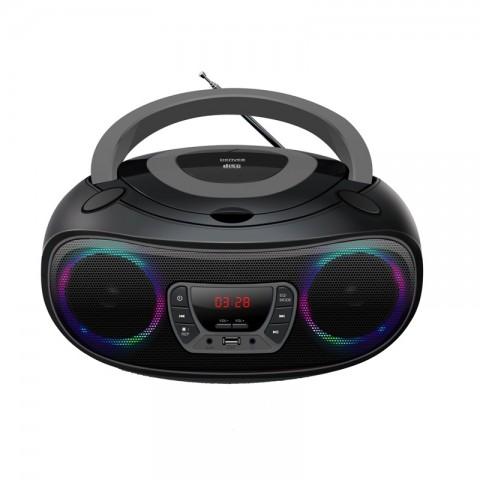 Φορητό Ράδιο-CD/MP3/USB player TCL-212BT GREY