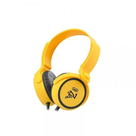 Στερεοφωνικά ακουστικά HiFi DJ-673M YE