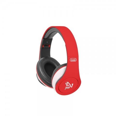Στερεοφωνικά ακουστικά HiFi DJ-677 RD