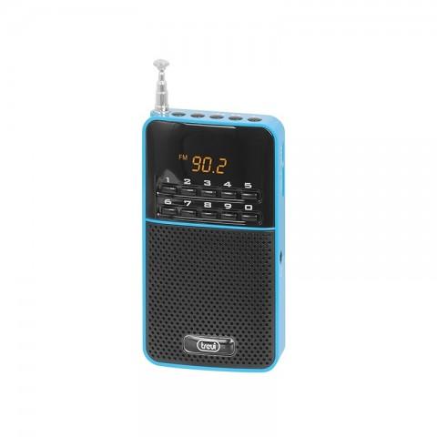 Ψηφιακό Φορητό ραδιόφωνο AM/FM DR-730M/BL